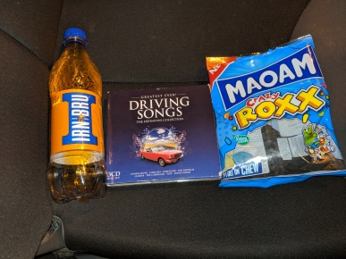 Driving essentials