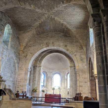 Lastingham altar