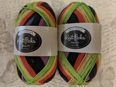 Knit Picks Felici - Dark Side