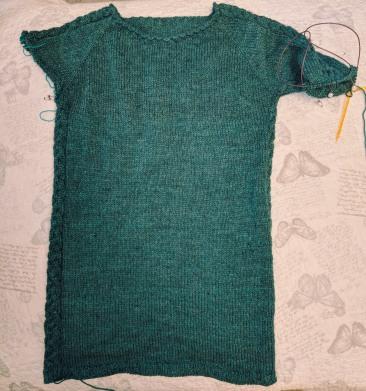 Outeniqua sweater